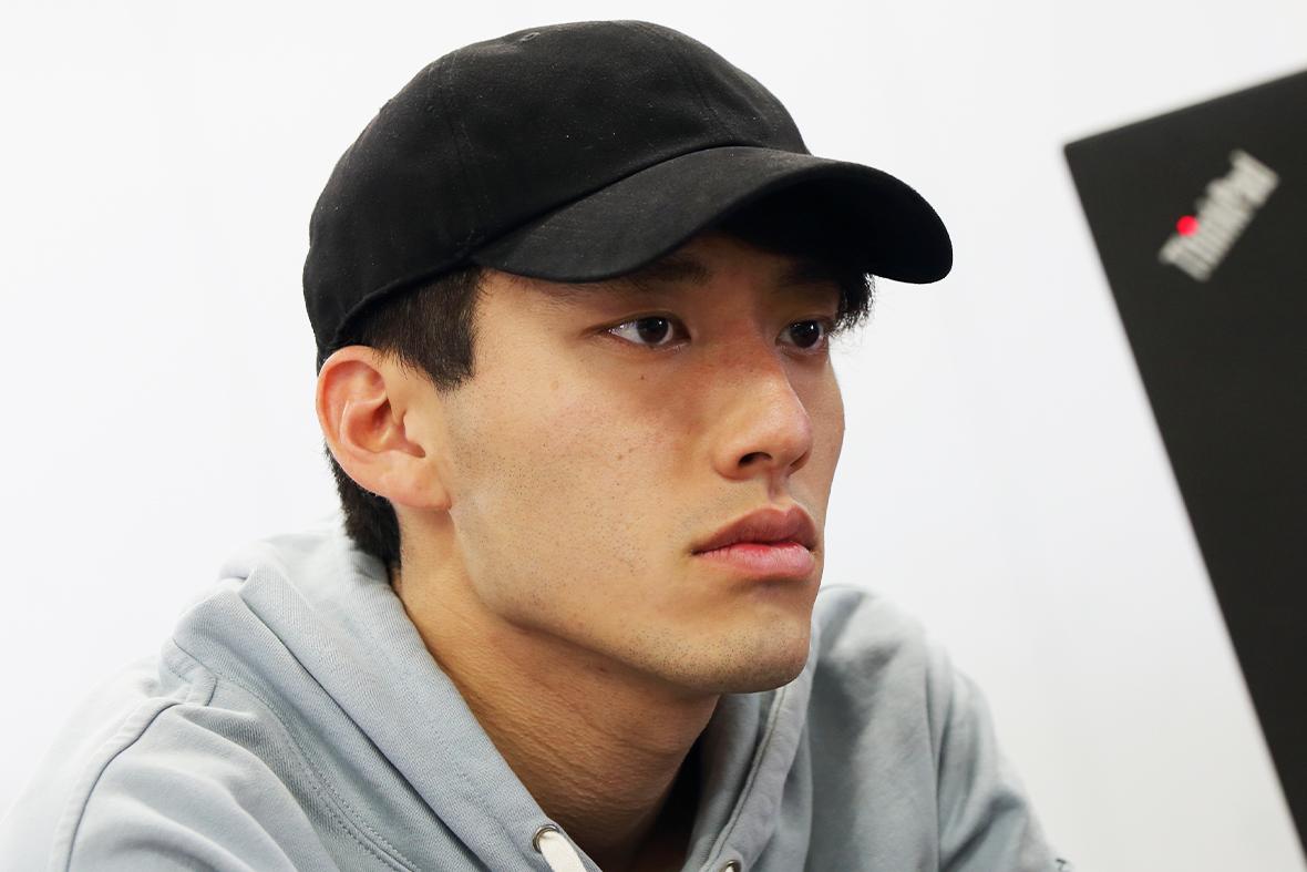 #8 J-Gear篠原 拓朗