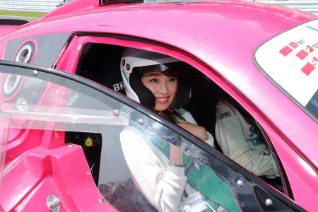東京中日スポーツ紙で第2大会のIPS同乗走行体験参加者を募集!