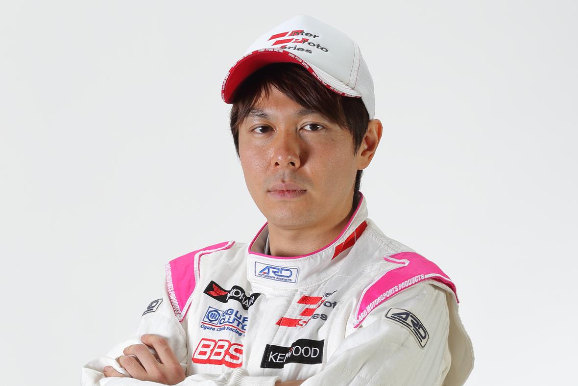 #8 J-Gear 富田 竜一郎